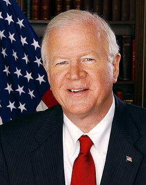 U.S. Senator Saxby Chambliss, of Georgia