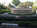 Scale model of The Colosseum or Coliseum of Rome-Italy.jpg