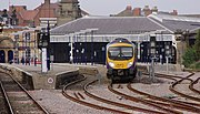 Scarborough railway station MMB 17 185117