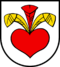 Coat of arms of Scherz