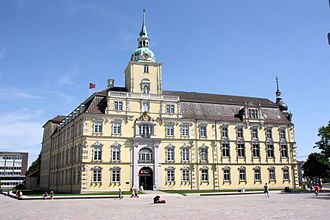Duchy of Oldenburg - Image: Schloß Oldenburg (01)
