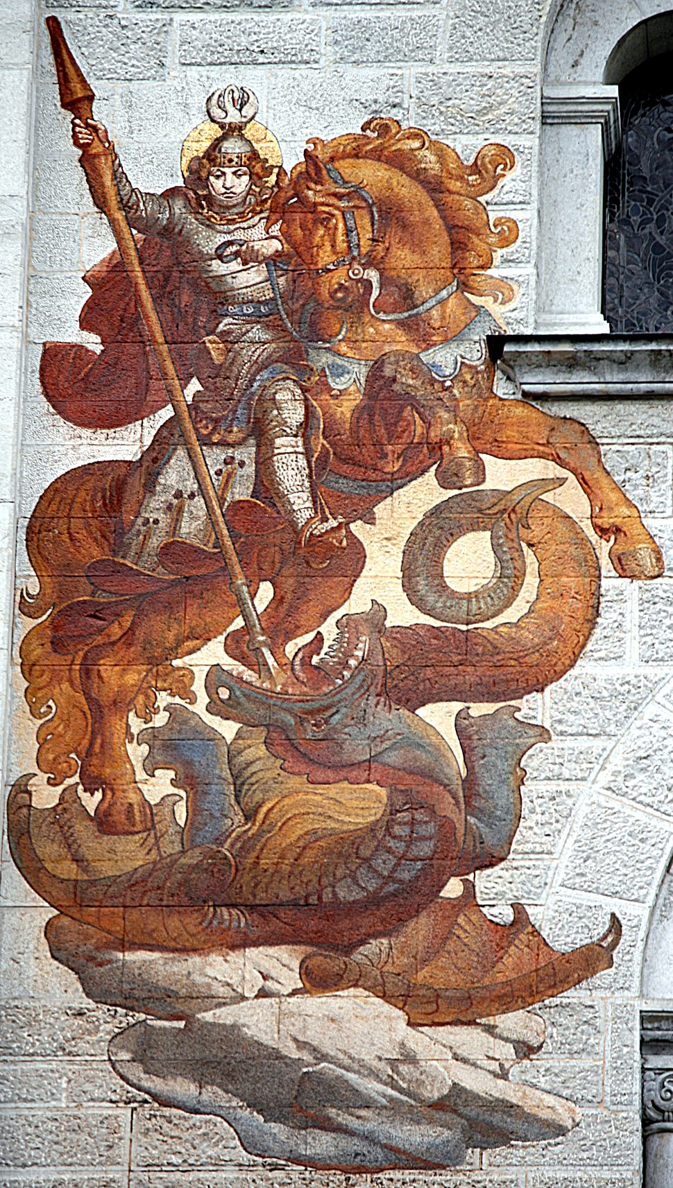 Schloss Neuschwanstein IMG 6891
