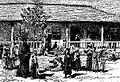 School in Okumi (Roskoschny, 1884).JPG