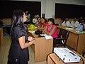 Science Career Ladder Workshop - Indo-US Exchange Programme - Science City - Kolkata 2008-09-17 050.jpeg