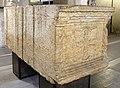 Scuola forse veneta, urna funeraria della famiglia zanchi, xiv secolo, da s. tomaso cantauriense, vr, 02.jpg