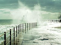 Sea spray - geograph.org.uk - 1600287.jpg