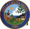 Official seal of Laguna Niguel, California
