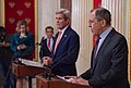 Secretary Kerry and Russian Foreign Minister Lavrov Address Reporters at a Joint News Conference in Moscow (25410225904).jpg