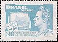 Selo Primeiro Congresso Brasileiro Teatro Verde Cinza 1951.jpg