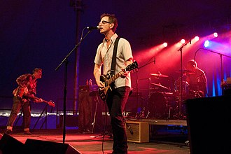 Dan Wilson (musician) - Wilson with Semisonic