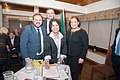 Senator Pádraig Mac Lochlainn, Pearse Doherty TD, Maria Doherty, Mary Lou McDonald TD (47235856502).jpg