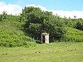 Sentry box near Dunrobin Castle - geograph.org.uk - 870824.jpg
