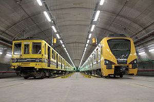 Buenos Aires Underground 300 Series - Image: Series 300 2