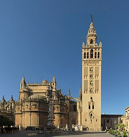 Sevilla Cathedral - Giralda.jpg