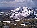 Sgurr Mor Summit, looking WSW. - geograph.org.uk - 728821.jpg