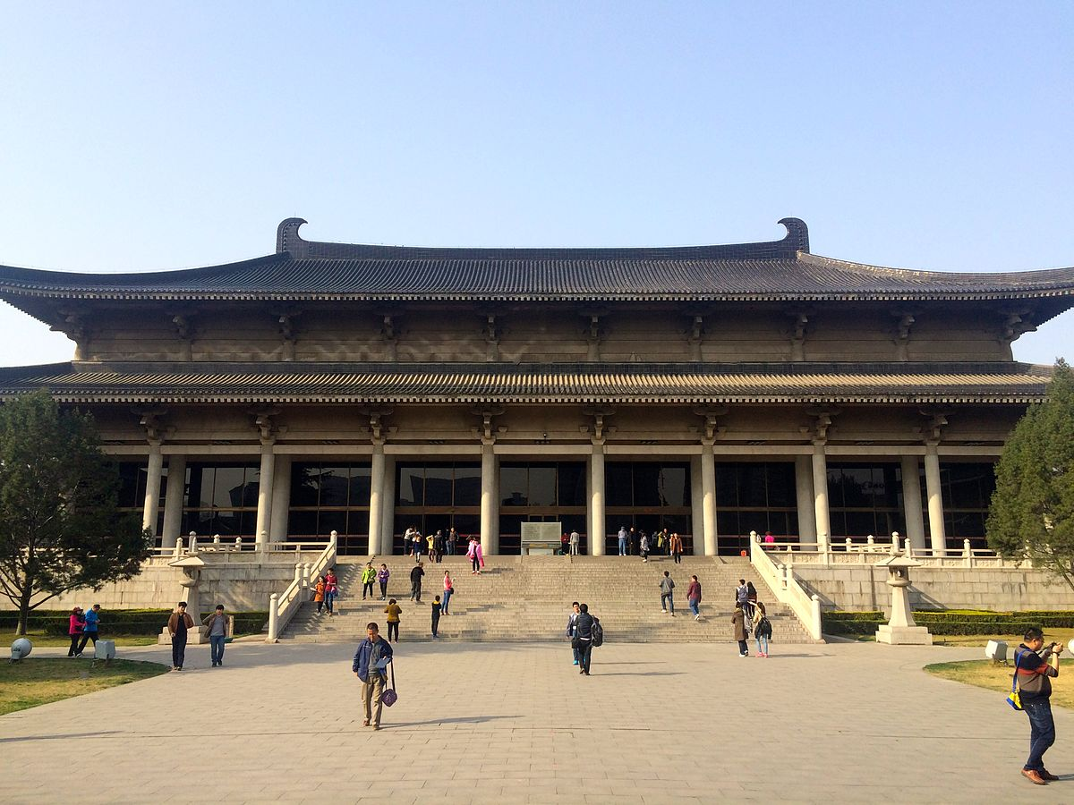 Tang Dynasty Pottery Shaanxi History Museum...