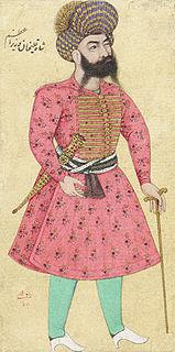 Shahqoli Khan Zanganeh
