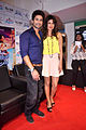 Shahid & Priyanka promote 'Teri Meri Kahaani' at Reliance Digital 01.jpg