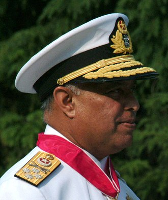 Chief of Naval Staff (Pakistan) - Image: Shahid Karimullah (cropped)