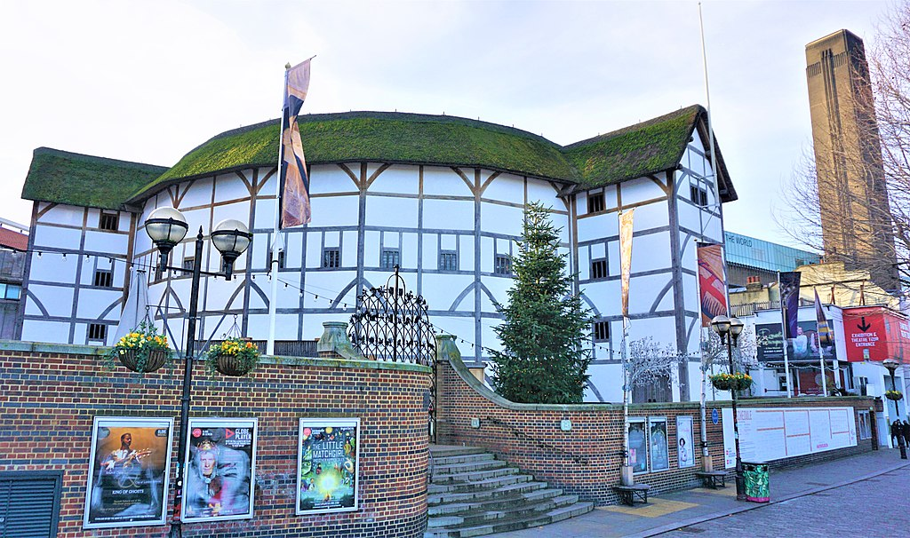Shakespeare's Globe - Virtual Tour