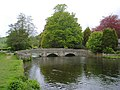 Sheepwash Bridge, Ashford in the Water - geograph.org.uk - 1755231.jpg