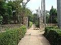 Sheesh Mahal, Shalimar Bagh, Delhi, Entrance.jpg