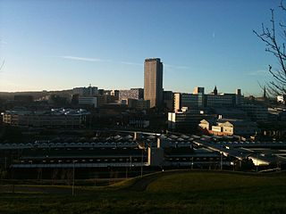 Economy of Sheffield