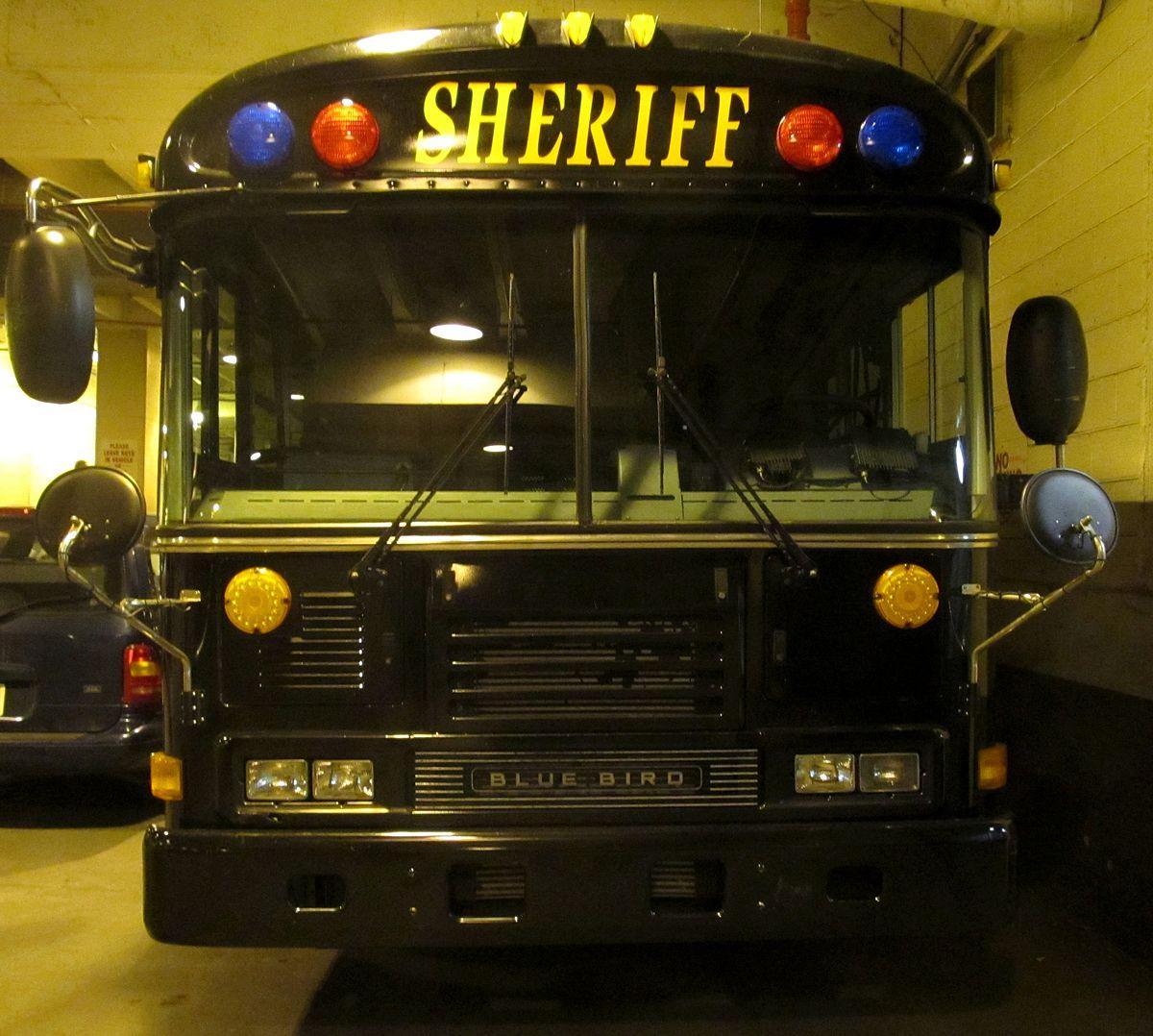 Prisoner Transport Van >> Prisoner transport vehicle - Wikipedia
