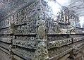 Shitthaung temple interior - depictions of Arakan characters (2).jpg