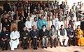 Shivraj Patil, the Chief Minister of Punjab, Shri Prakash Singh Badal, the Union Minister for Parliamentary Affairs and Water Resources, Shri Pawan Kumar Bansal (1).jpg