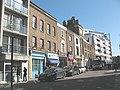 Shops on Tabard Street, Southwark - geograph.org.uk - 1733254.jpg
