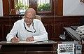 Shri Shiv Shankar Menon taking charge as Secretary, Ministry of External Affairs on October 01, 2006.jpg