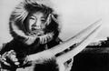 Femme en Sibérie