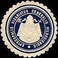 Siegelmarke Episcopialis Vicariatus Generalis Hildesiensis W0216460.jpg