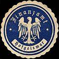 Siegelmarke Finanzamt Hofgeismar W0310817.jpg