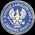 Siegelmarke Koenigliche Landrath - Amt - Lebuser Kreis W0224284.jpg