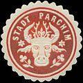 Siegelmarke Stadt Parchim W0345263.jpg