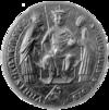 Sigillum regalis sedis urbis Aquensis anno 1327.png