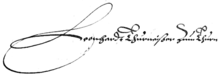 Signature Leonhard Thurneysser.PNG