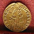 Silvestro valier, mezzo zecchino, 1694-1700.jpg