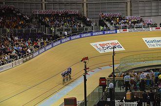 Commonwealth Arena and Sir Chris Hoy Velodrome - Sir Chris Hoy Velodrome: UCI Track World Cup 2012