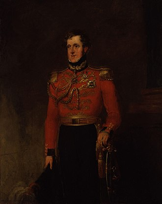 Edward Bowater - Portrait (1837–1840), oil on canvas, of Sir Edward Bowater, by William Salter (died 1870)