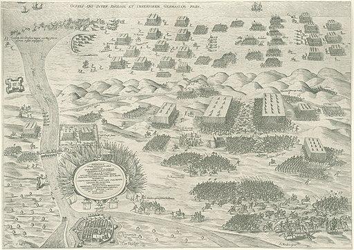Slag bij Nieuwpoort, 1600, RP-P-OB-77.518