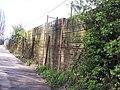 Sleeper Wall - Tipner - geograph.org.uk - 761862.jpg