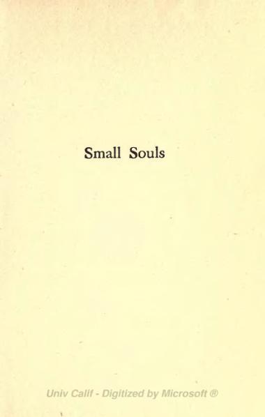 File:Small Souls (1919).djvu