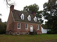 Smallwood house NW facade.jpg