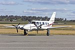 Smart Air (VH-UPM) Piper PA-31-325 Navajo C-R at Wagga Wagga Airport.jpg