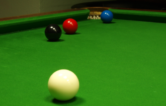 Rules of snooker - Image: Snooker Freeball