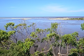 Snowy River mouth at Marlo.JPG