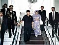 Soeharto leaves the palace, The DPR-RI Stance on the Reform Process and the Resignation of President Soeharto, p56.jpg